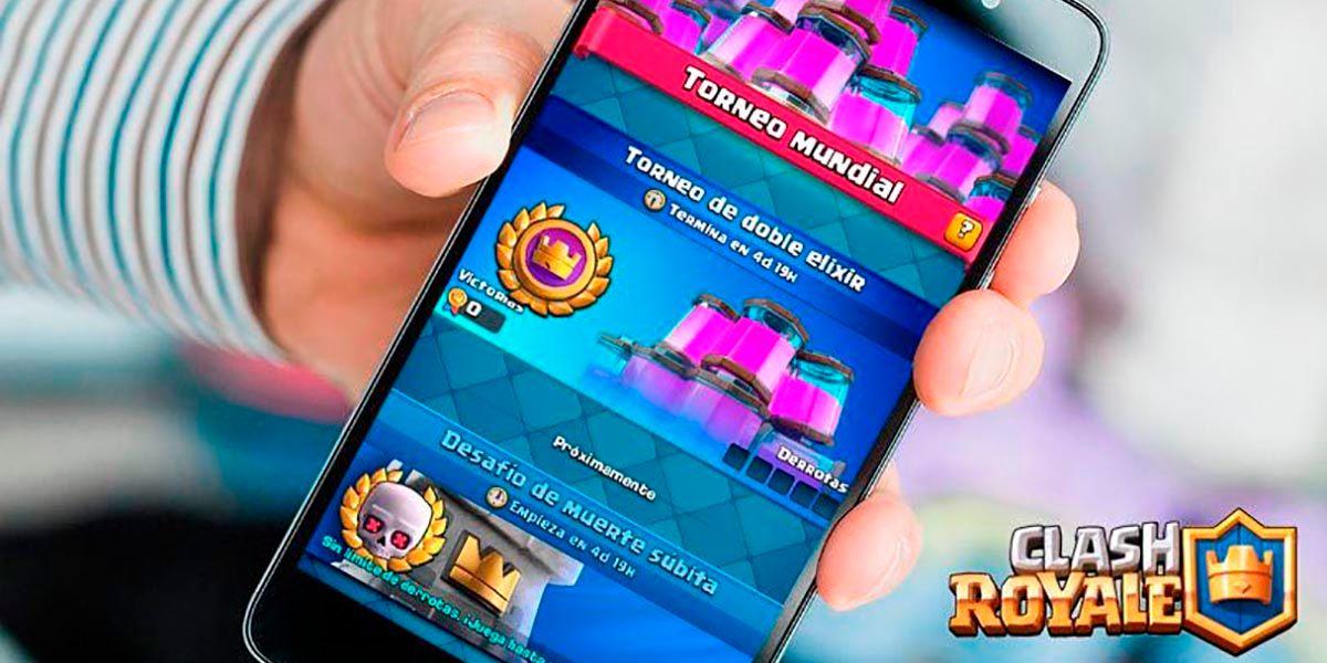 Mejores mazos para el Torneo de doble elixir Clash Royale
