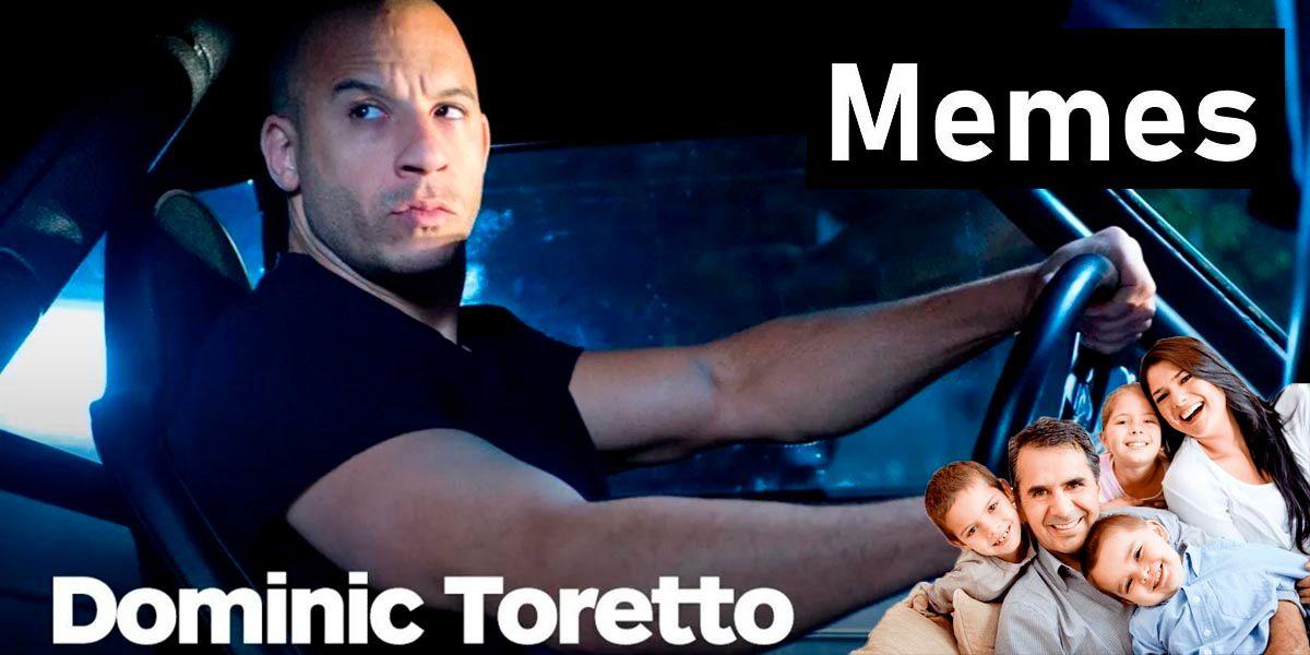 Mejores memes de Toretto y la familia