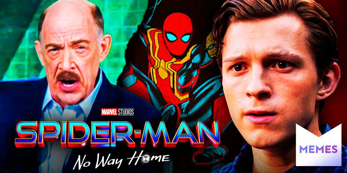 Mejores memes del trailer Spider Man No Way Home