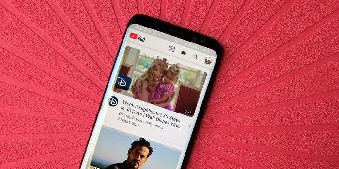 Mejores móviles ver vídeos en YouTube