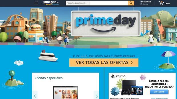 Mejores ofertas Amazon Prime Day