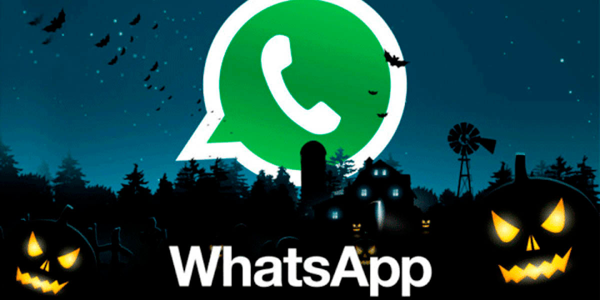 Mejores packs de stickers de Halloween para WhatsApp