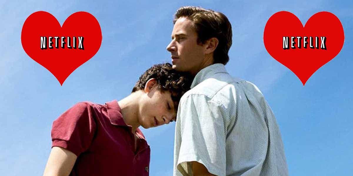 Mejores películas de Netflix que puedes ver en San Valentín