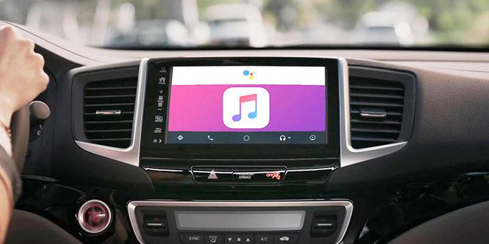 Mejores reproductores de musica Android Auto