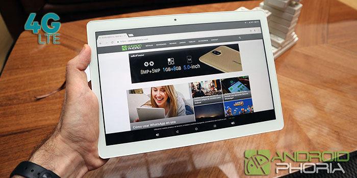 Mejores tablets 4G 2018