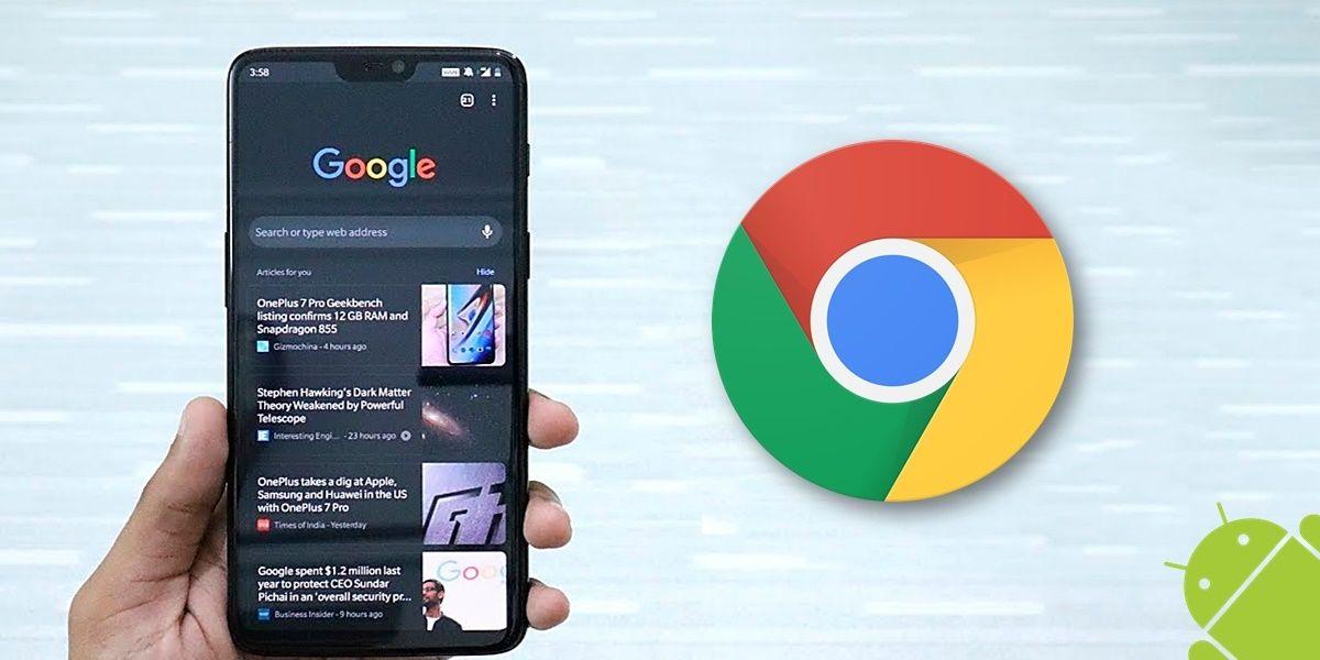 Mejores trucos chrome para android