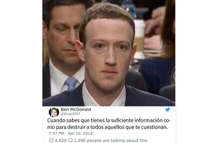Meme Zuckerberg información