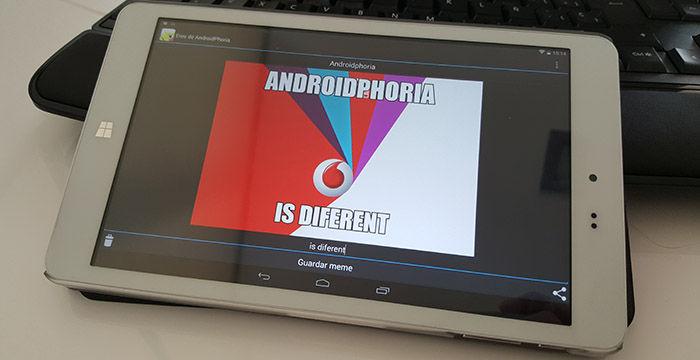 Meme de AndroidPhoria