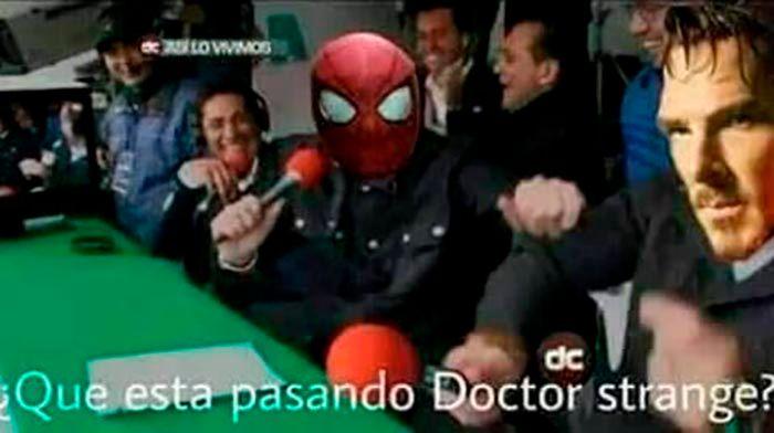 Meme del trailer Spider Man No Way Home