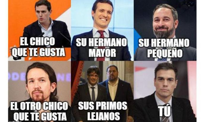 Memes elecciones generales 2019-6