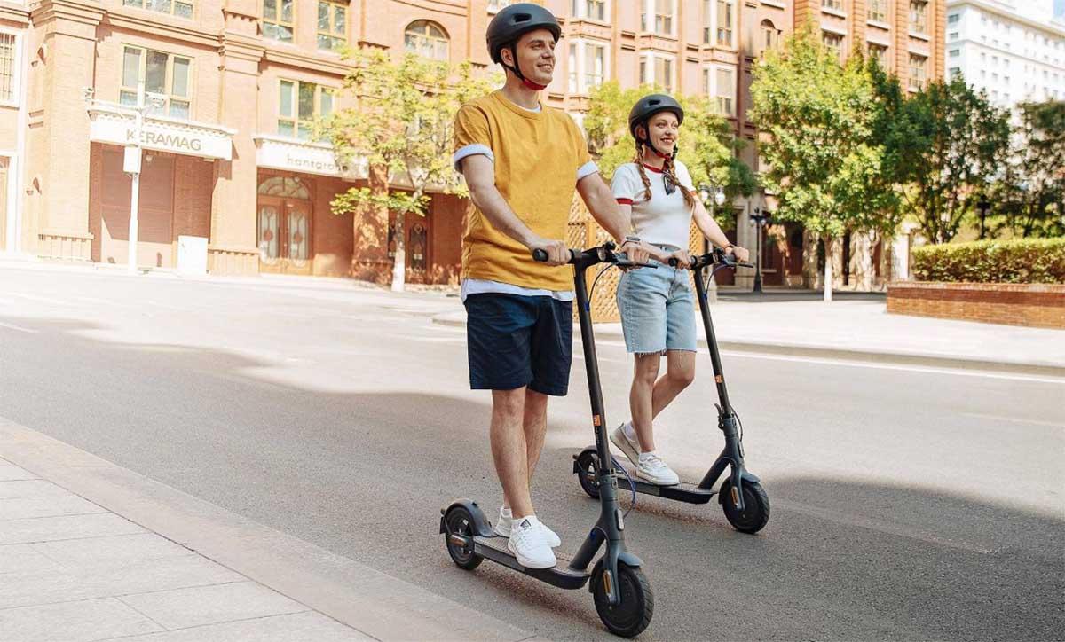 Mi Electric Scooter 3 mejoras en potencia velocidad autonomía diseño