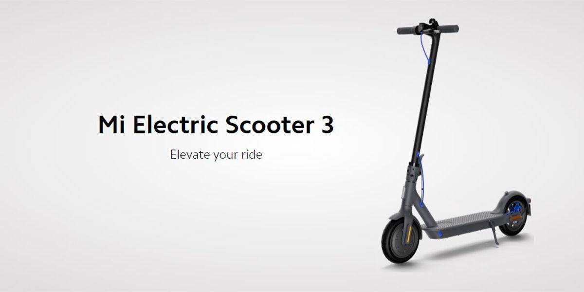 Mi Electric Scooter autonomía potencia
