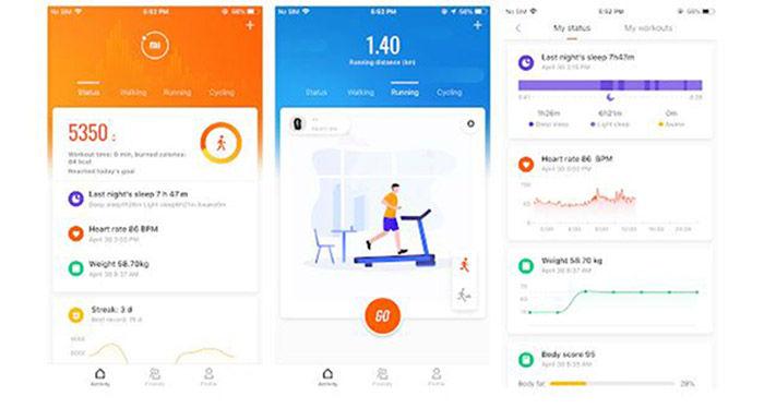 Las 5 mejores aplicaciones para exprimir la Xiaomi Mi Band 3