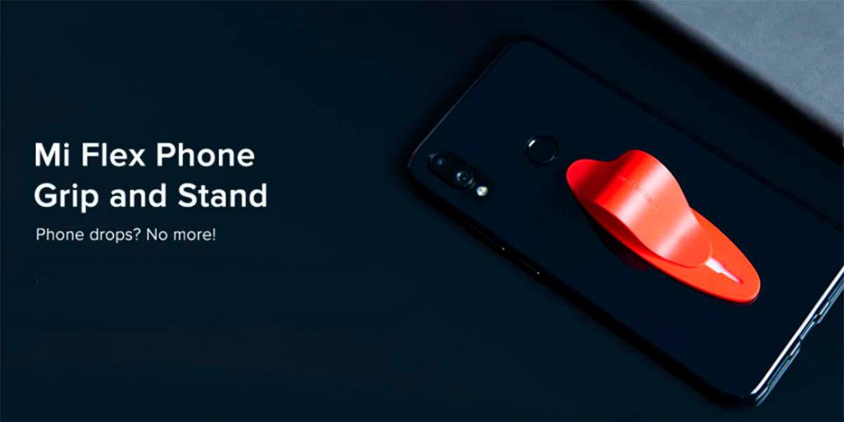 Mi Flex soporte de Xiaomi