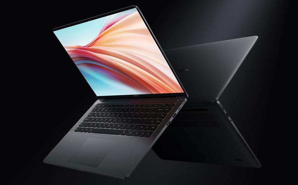 Xiaomi Mi Notebook Pro X diseño