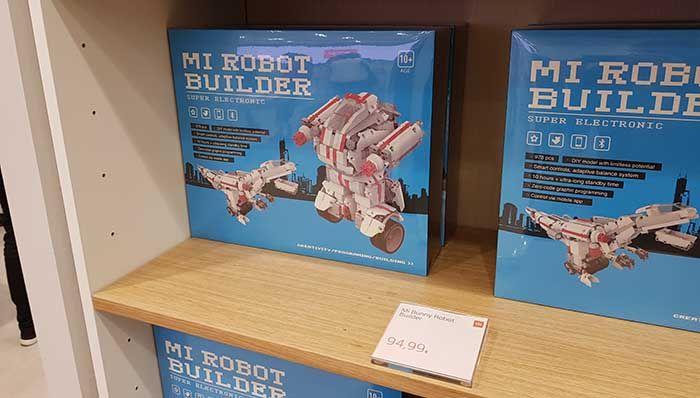 Mi Robot Builder de Xiaomi