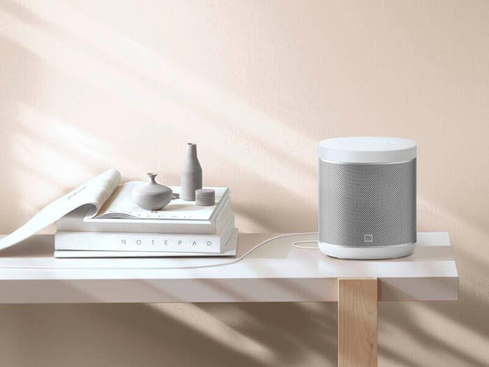 Mi Smart Speaker diseño