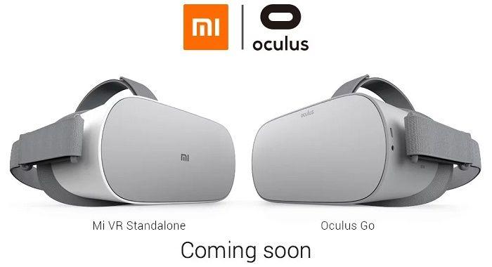 Oculus y Xiaomi lanzarán un casco de realidad virtual en China