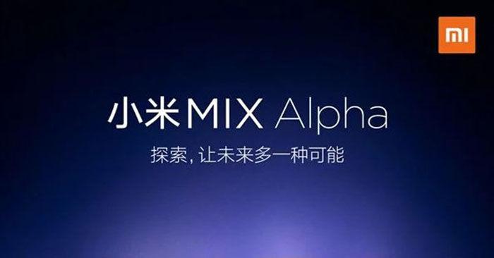 Mi mix Alpha de Xiaomi