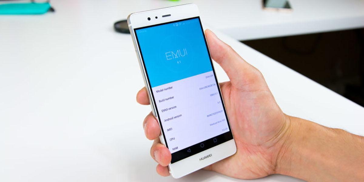 Mi movil Huawei no recibe actualizaciones solucion