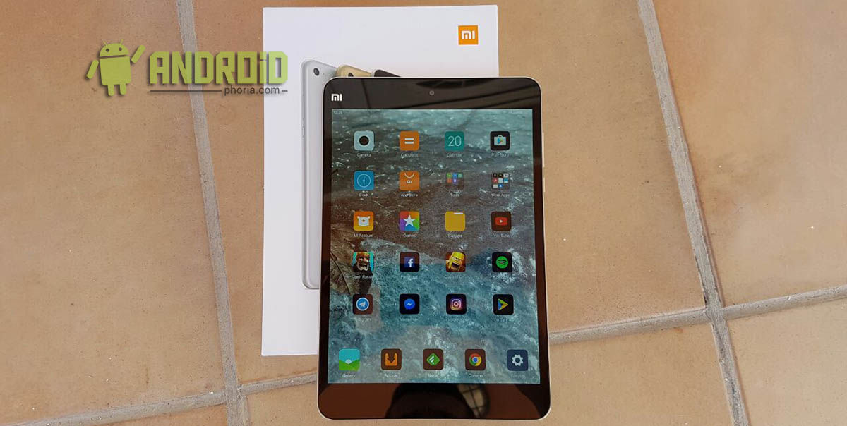 MiPad 2 Review