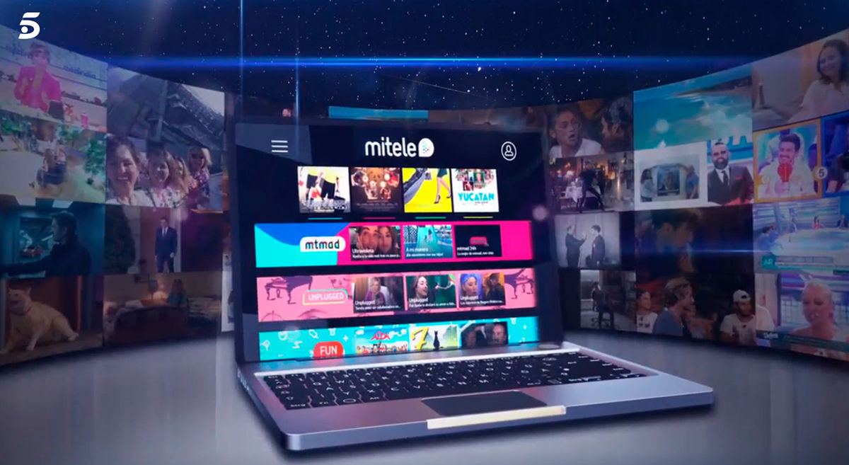 MiTele Plus servicio de streaming mediaset