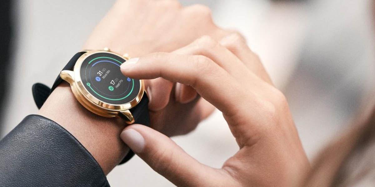 Michael Kors Access Runway smartwatch deportivo chica wear os