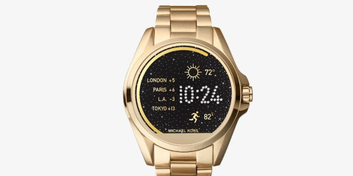 Michael Kors con Android Wear