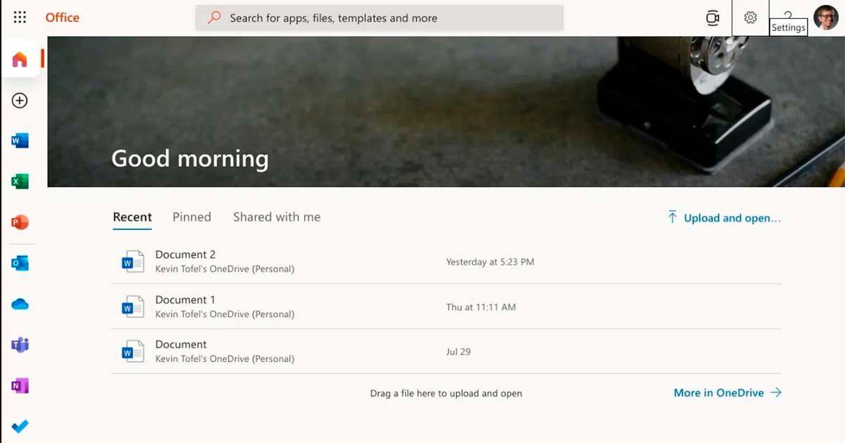 Microsoft Office Online PWA no ofrece experiencia completa Chrome OS
