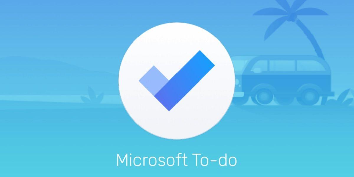 Microsoft To Do, el relevo de Wunderlist