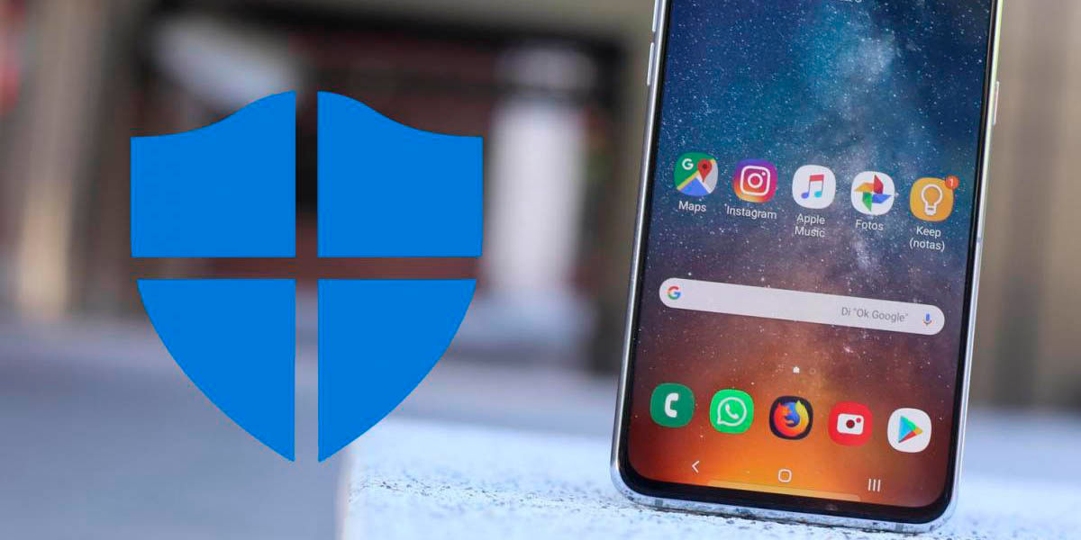Microsoft defender aterrizara en Android