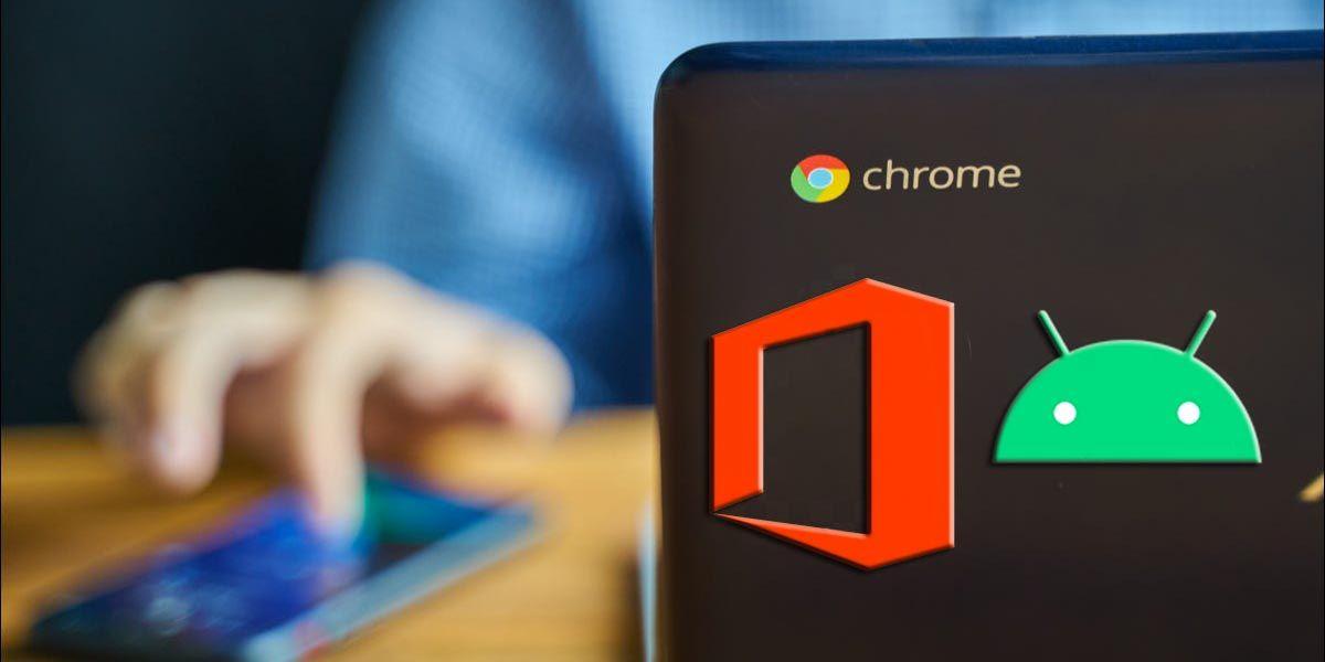 Microsoft no dará soporte apps para Android Chrome OS