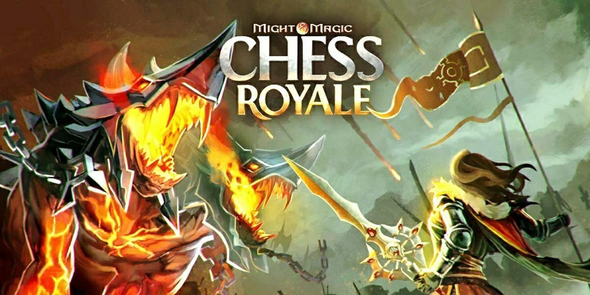 Might & Magic Chess Royale juego