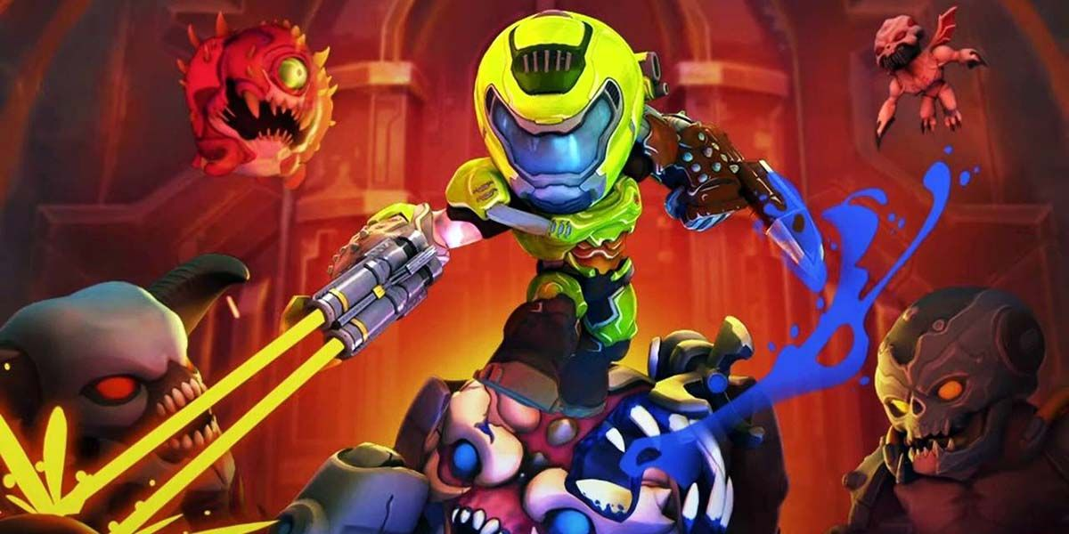 mighty doom apk descargar