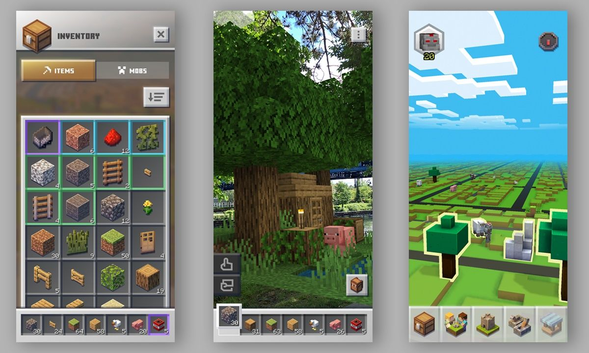 Minecraft Earth beta cerrada capturas