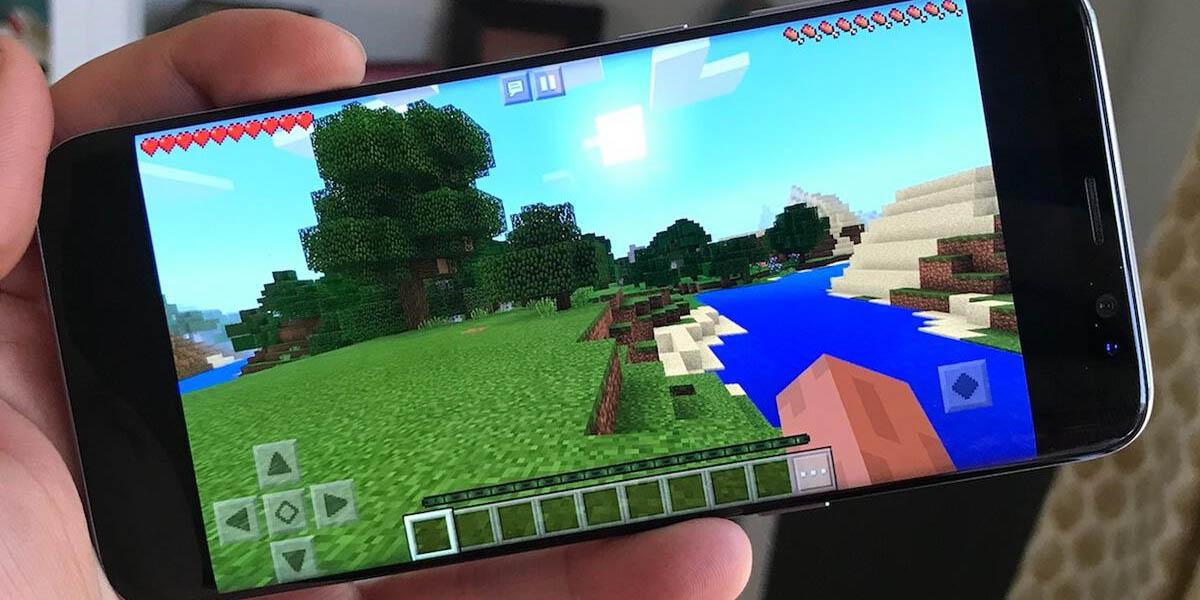 Minecraft Pocket edition servidor