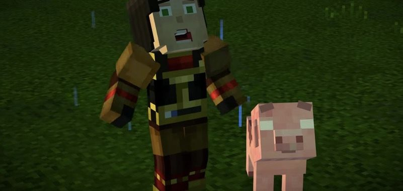 Minecraft: Story Mode: A Block and a Hard Place para Android