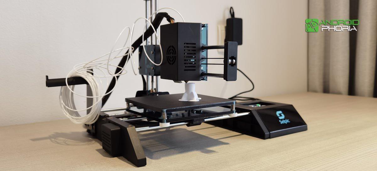Mini impresora 3D Selpic