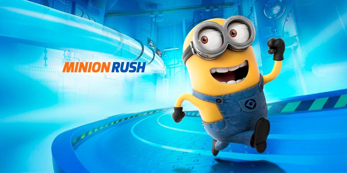 Minion Rush endless running
