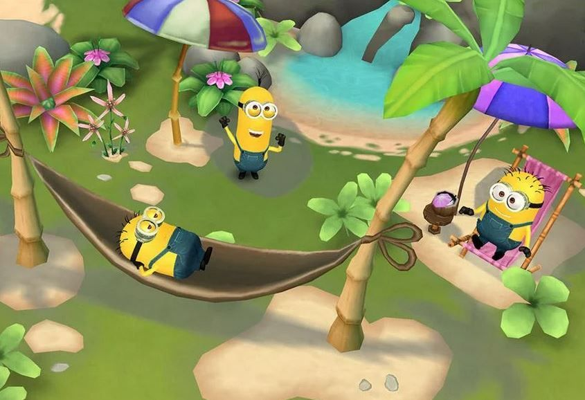 Minions Paradise para Android
