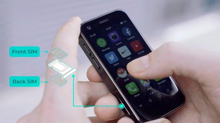 Mint 4G especificaciones
