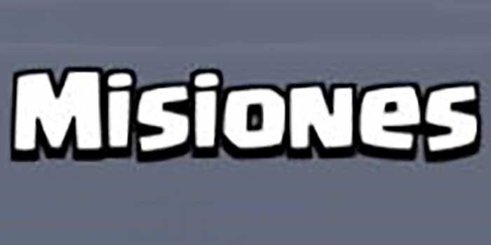 Misiones diarias Clash Royale