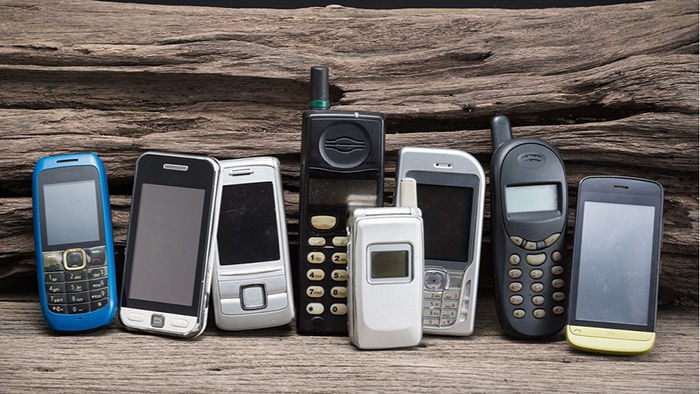Mito bateria telefonos viejos