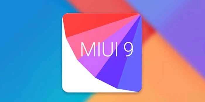 Miui 9 ROM Estable