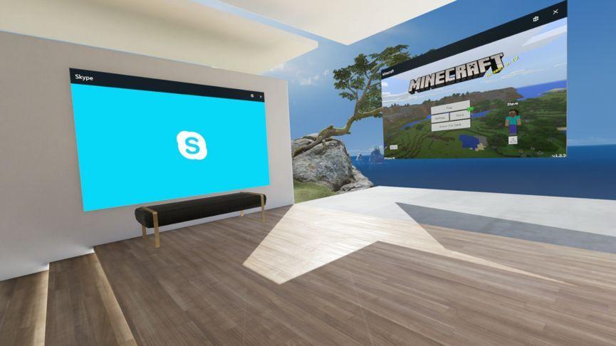 Mixed Reality Windows visor realidad virtual