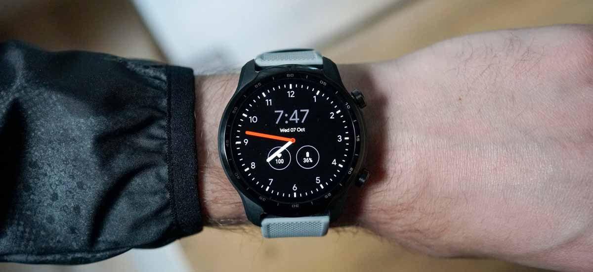 Mobvoi TicWatch Pro 3: el mejor smartwatch con Wear OS