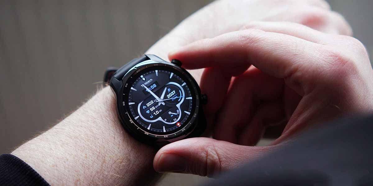 Mobvoi TicWatch Pro 3 un reloj de calidad premium con un rendimiento bestial
