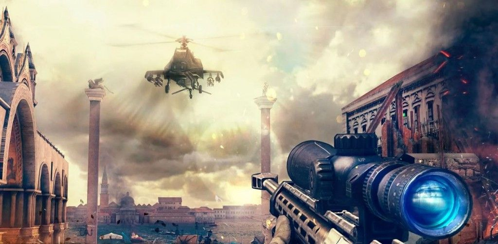 Modern Combat 5 para Android gratis