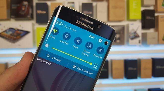 Modo Invitado Galaxy S6