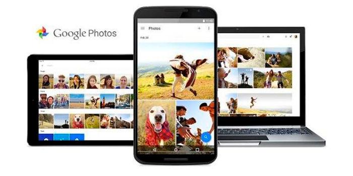 Modo oscuro llega a Google Fotos